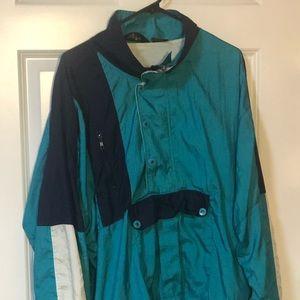 Vintage Christian Dior windbreaker jacket